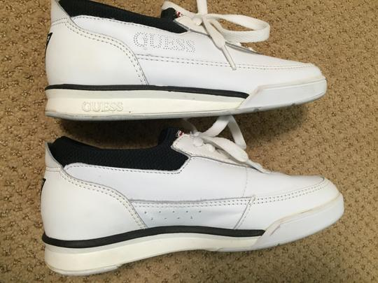 Guess Tennis Walking White Athletic