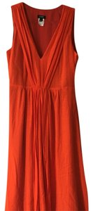 J.Crew Cocktail Summer Coral Bridesmaid Dress