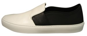 Chanel New Easy Walking Either 10 Or 9.5 Black & White Flats