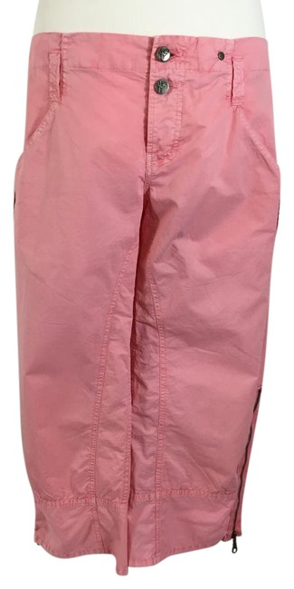 Preload https://item5.tradesy.com/images/joie-pink-cargo-capricropped-pants-size-8-m-29-30-18987064-0-1.jpg?width=400&height=650