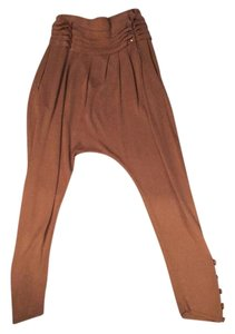 Stefanel Relaxed Pants Beige
