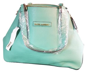 Kate Landry Tote in Seafoam