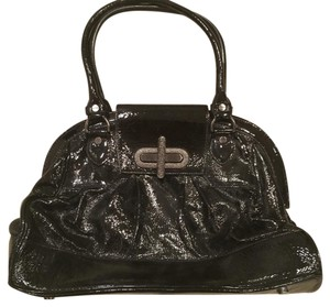 Alexis Hudson Satchel in Black