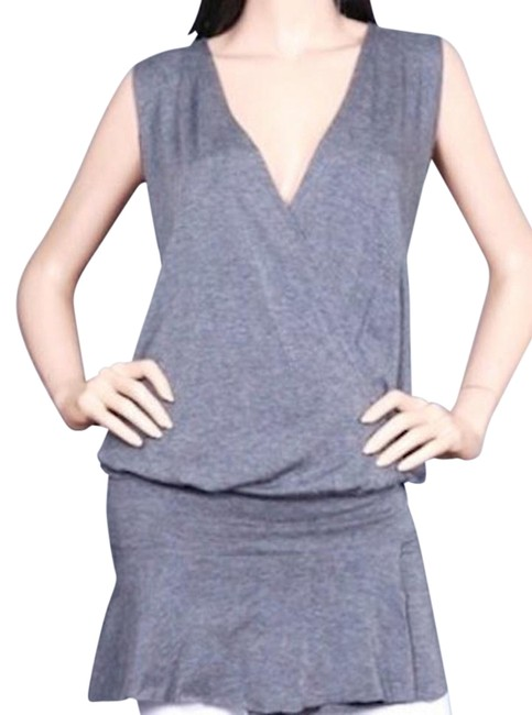 Preload https://img-static.tradesy.com/item/18988309/gray-wool-blend-sleeveless-wrap-knit-tunic-above-knee-workoffice-dress-size-0-xs-0-1-650-650.jpg