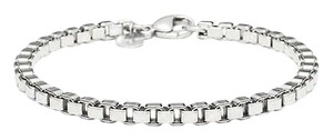 Tiffany & Co. Tiffany & Co. Sterling silver ventian link bracelet