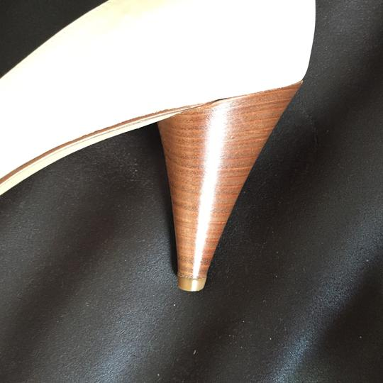 Loeffler Randall Nude/light beige Pumps
