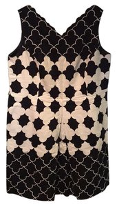 Talbots Scalloped Plus-size Pockets A-line Dress