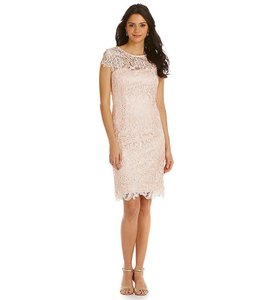 Patra Champagne 12489 Dress