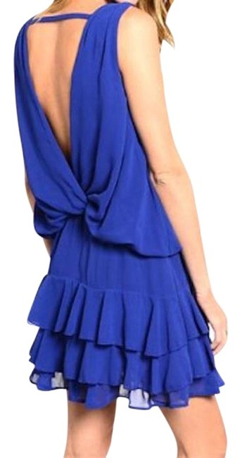 Preload https://item5.tradesy.com/images/blue-40-off-ruffle-tier-open-back-flapper-above-knee-night-out-dress-size-4-s-18989989-0-1.jpg?width=400&height=650