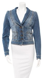 Dolce&Gabbana D&g Denim Sale Womens Jean Jacket