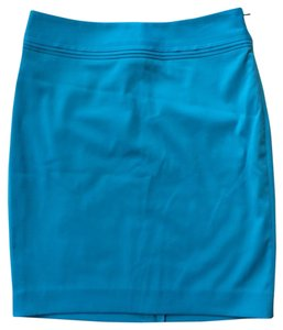 The Limited Skirt Aqua