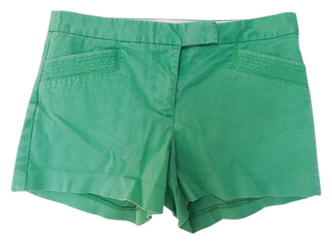 Preload https://item1.tradesy.com/images/jcrew-green-chino-shorts-size-6-s-28-18991105-0-1.jpg?width=400&height=650