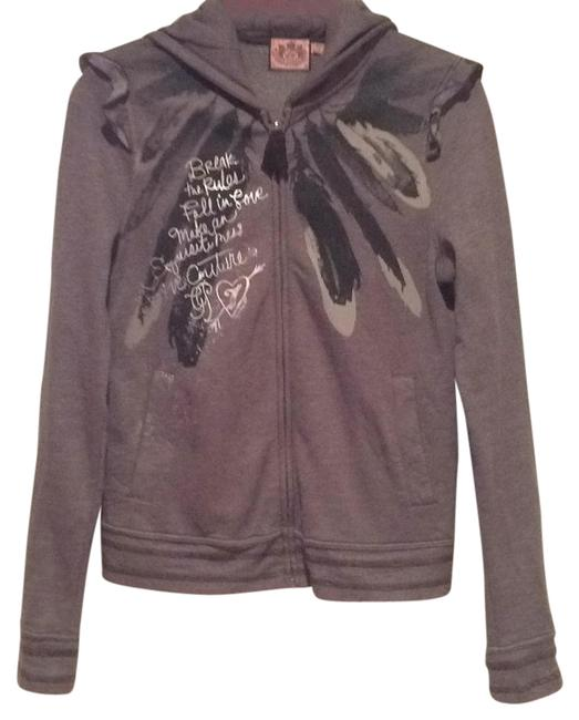 Preload https://item2.tradesy.com/images/juicy-couture-grey-activewear-size-8-m-18991111-0-1.jpg?width=400&height=650