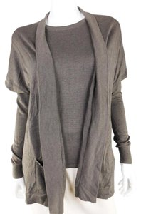 Max Mara Wool Knit Twinset Sweater