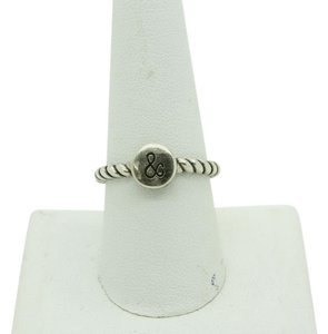 James Avery James Avery Ring in the shape of small twisted wire with