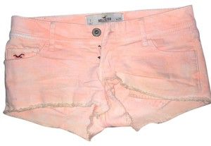 Hollister Mini/Short Shorts orange
