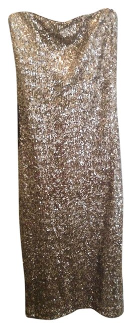 Preload https://img-static.tradesy.com/item/18991912/bebe-gold-sequin-mid-length-night-out-dress-size-4-s-0-1-650-650.jpg