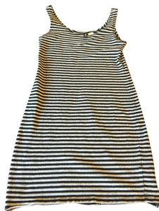 Divided by H&M short dress stripe on Tradesy