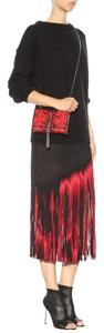 Tamara Mellon Skirt Black/Red