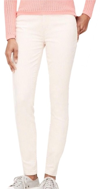 Preload https://item1.tradesy.com/images/ann-taylor-loft-apricot-curvy-high-waist-ankle-skinny-jeans-size-29-6-m-18992200-0-1.jpg?width=400&height=650