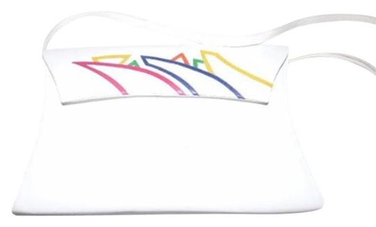 Preload https://item3.tradesy.com/images/bally-sale-designer-purses-white-with-multicolored-envelope-top-patent-leather-cross-body-bag-18992212-0-2.jpg?width=440&height=440