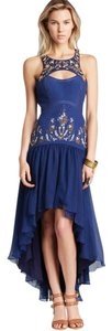 Free People Night Out Chiffon Dress