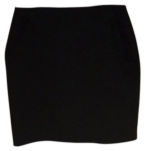 New York & Company Pencil Plus-size Skirt Black