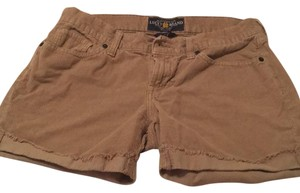 Lucky Brand Boyfriend Cuffed Shorts