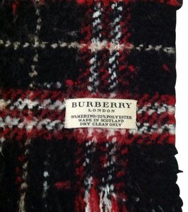 Burberry Nova Check Merino Wool Scarf