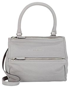 Givenchy Pandora Crossbody Satchel in Grey