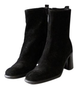 Joan & David Ankle Boot Suede black Boots