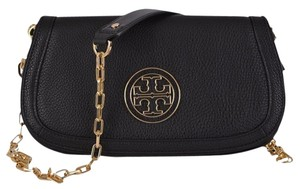Tory Burch Purse Black Messenger Bag