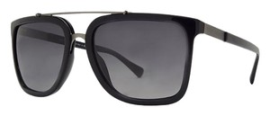 Dolce&Gabbana NEW Dolce Gabbana Black Wired Aviator Sunglasses