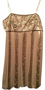 Sue Wong Beaded Short Dress