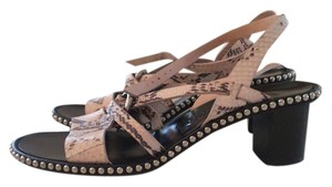 Salvatore Ferragamo Snake Sandals