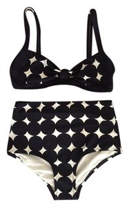 Kate Spade Marmount Bralette and High Waisted Bottom Swimsuit