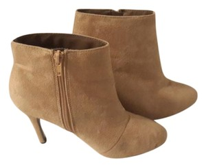 Fall Suede Beige Boots