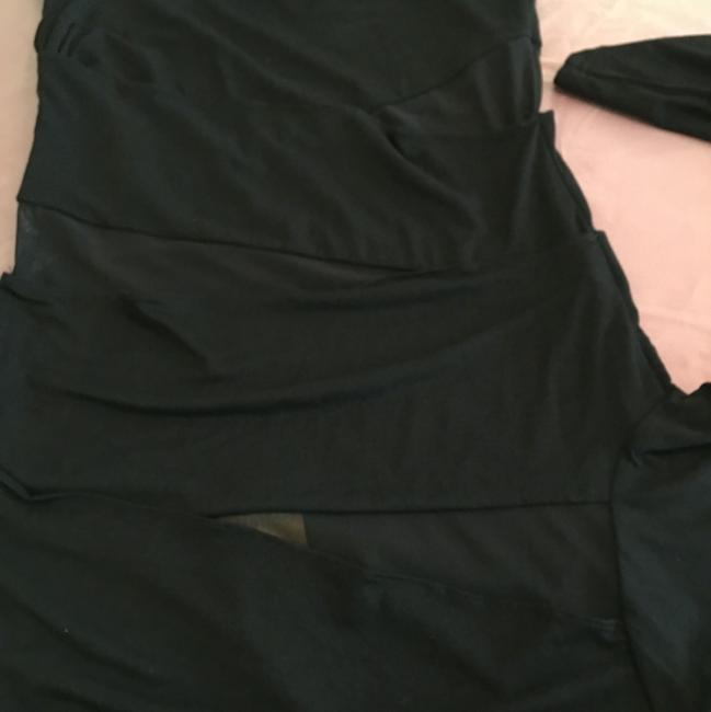 Shu Uemura short dress Black Sexy on Tradesy