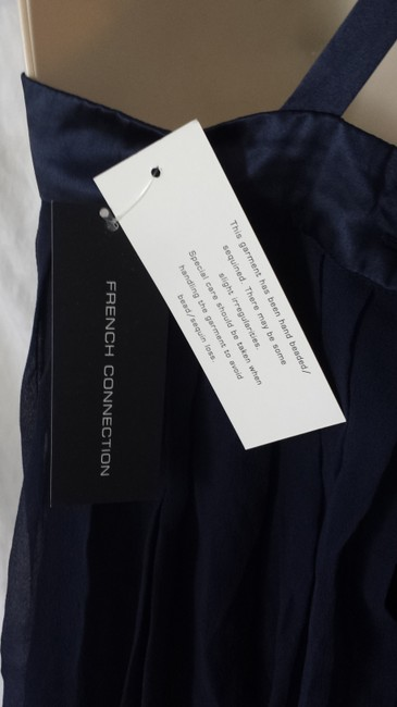 French Connection Top Navy blue