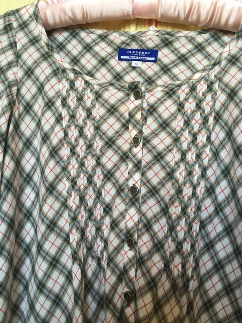 Burberry Blue Label Top White