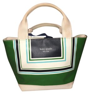 Kate Spade Canvas Summer Bright Shoulder Bag