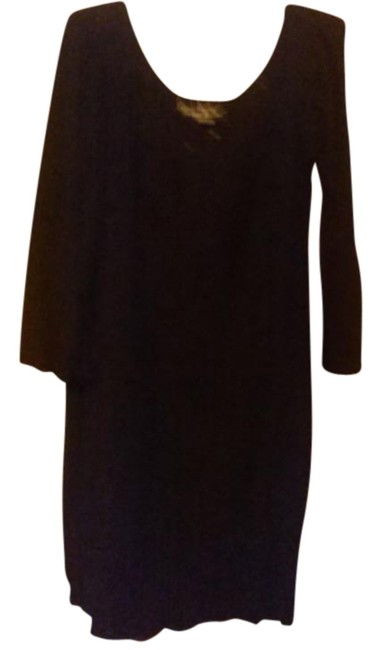 Preload https://item4.tradesy.com/images/nicole-miller-black-embroidered-mid-length-cocktail-dress-size-6-s-18997243-0-1.jpg?width=400&height=650