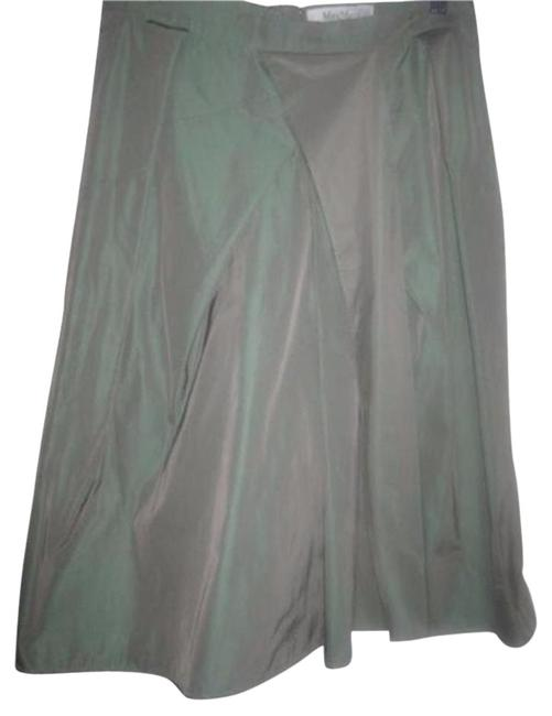 Preload https://item2.tradesy.com/images/max-mara-iridescent-greenpurple-vintage-clothesdesigner-clothes-skirt-size-10-m-31-18997306-0-3.jpg?width=400&height=650