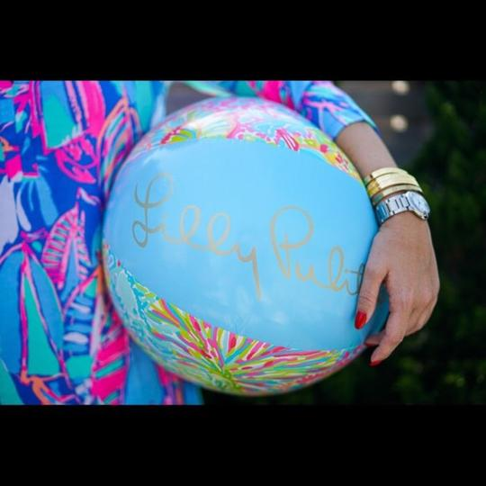 Lilly Pulitzer Lilly Pulitzer Pool Party Beach Ball