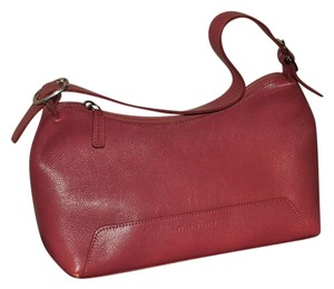Pelle Studio Satchel in Dark pink