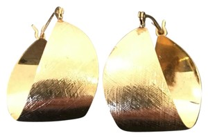 Nabco 14K yellow gold earrings Earrings