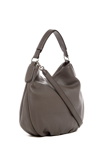 Marc by Marc Jacobs Q Hiller Pebbled Leather Hobo Bag Image 2