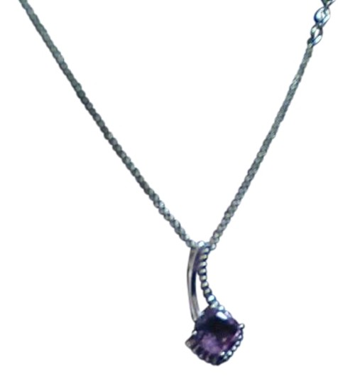 Preload https://img-static.tradesy.com/item/18998494/amethyst-birthstone-pendant-necklace-0-1-540-540.jpg