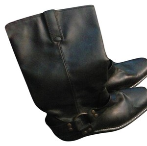 Rampage Mid Calf black Boots