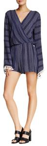 Romeo & Juliet Couture Navy Striped Longsleeve Romeo&juliet Dress